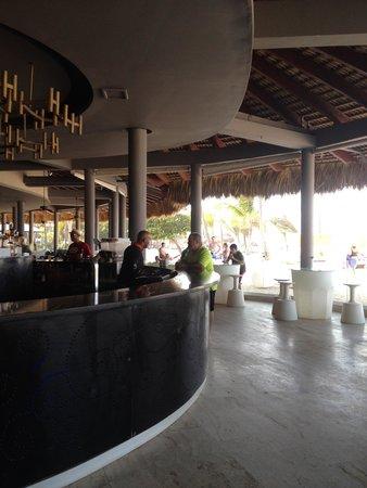 Paradisus Punta Cana: Gabi Restaurant Bar Area