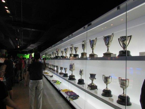Camp Nou: musee