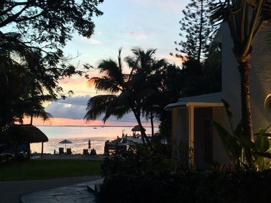 Azul del Mar: Azul at sunset - peaceful perfection