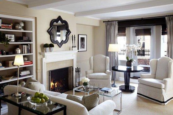 Lowell Hotel: Manhattan Suite Living Room