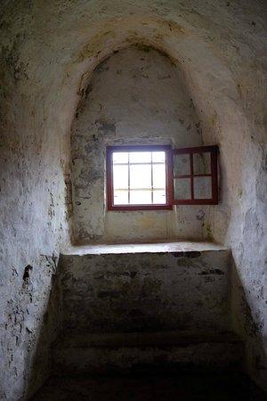 Kronborg Castle: Downright creepy :)