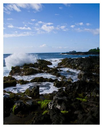 Travaasa Hana, Maui: Ocean Front