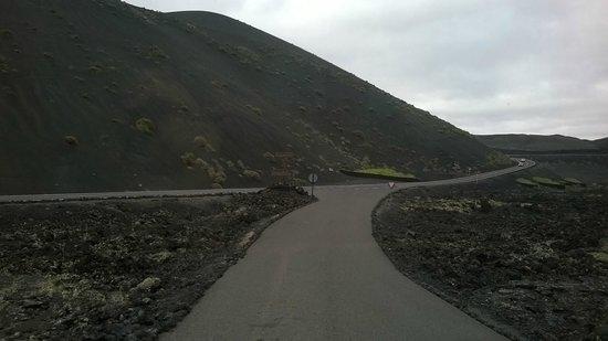 Timanfaya National Park : Scenari di Lanzarote con il diavolo del Timanfaya