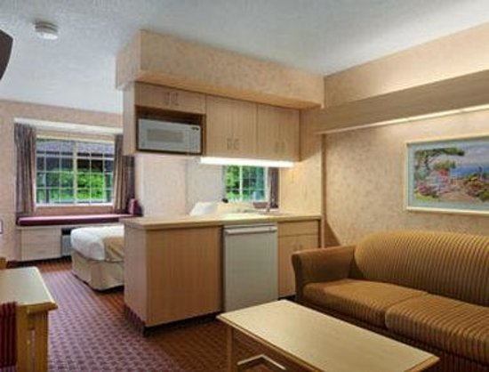 Microtel Inn & Suites by Wyndham Baldwinsville/Syracuse: Suite
