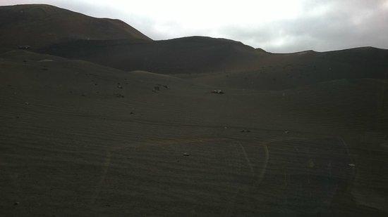 Timanfaya National Park : Timanfaya