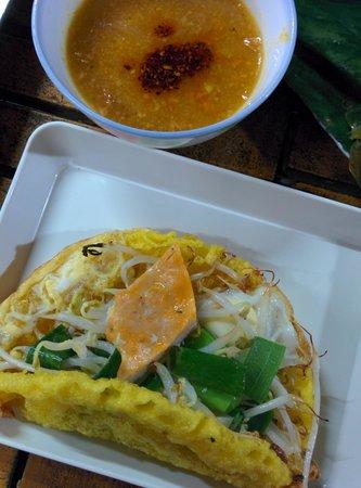 Hanh Restaurant : Bánh Khoái