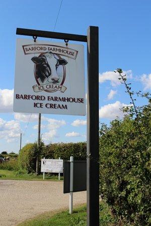 Barford Icecream Garden