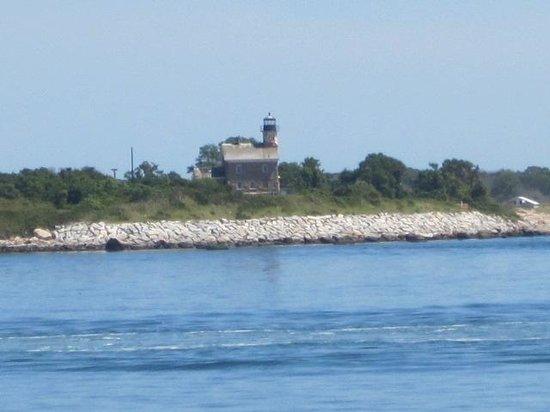 Cross Sound Ferry : Plum island