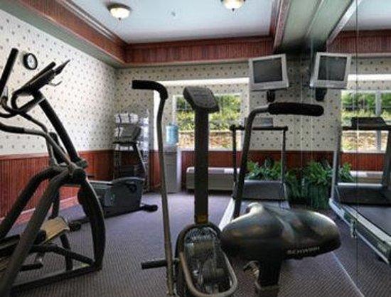 Microtel Inn & Suites by Wyndham Atlanta/Perimeter Center : Fitness Center