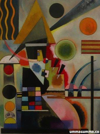 Tate Modern: Kandinsky.