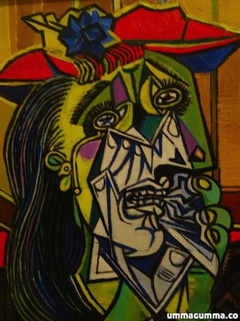 Tate Modern: Picasso.