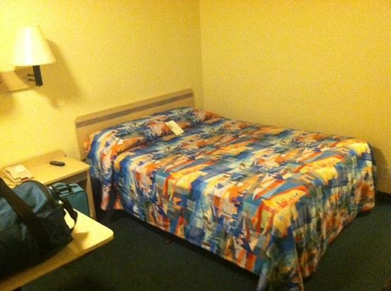 Motel 6 Bellingham : I have nothing bad or good to say about the bed.