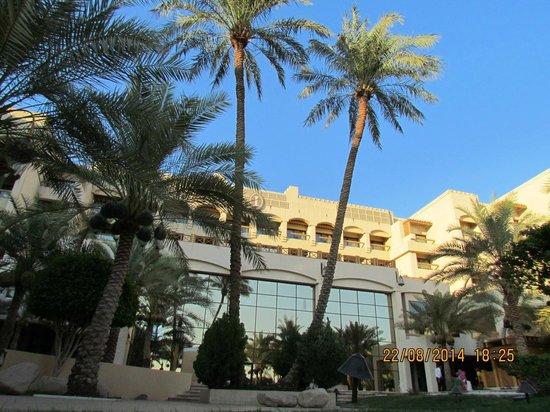 InterContinental Aqaba Resort: Outside view