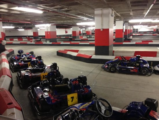 Algarve Indoor Kart Center : Espectacular !