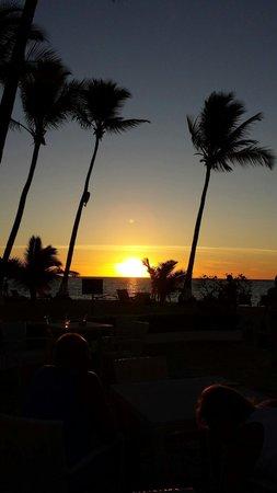 Andilana Beach Resort: Tramonto (Agosto 2014)