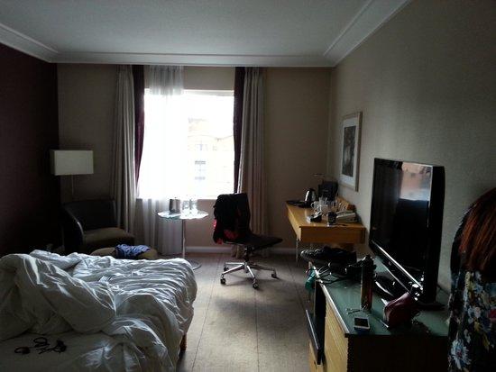 Hilton Newcastle Gateshead: hotel room