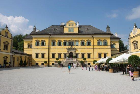Schloss Hellbrunn: il Castello