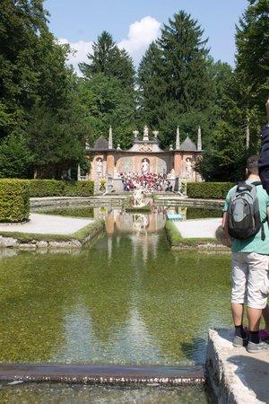 Schloss Hellbrunn: Fontana