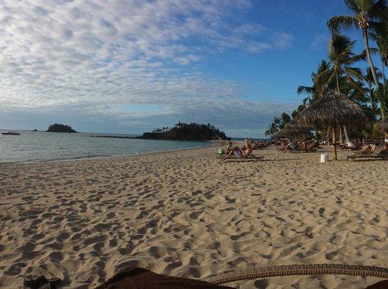 Andilana Beach Resort: Spiaggia (Agosto 2014)