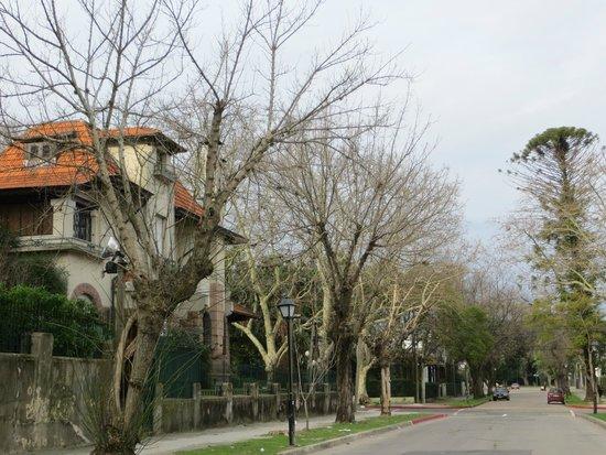 El Prado: rua do Prado