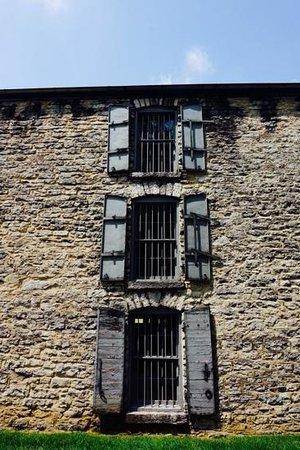 Woodford Reserve Distillery : beautiful buildings