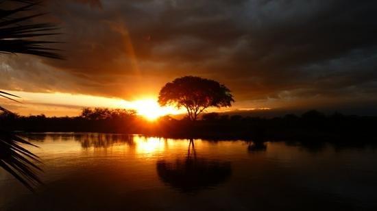 Voyager Ziwani, Tsavo West: Sundowner