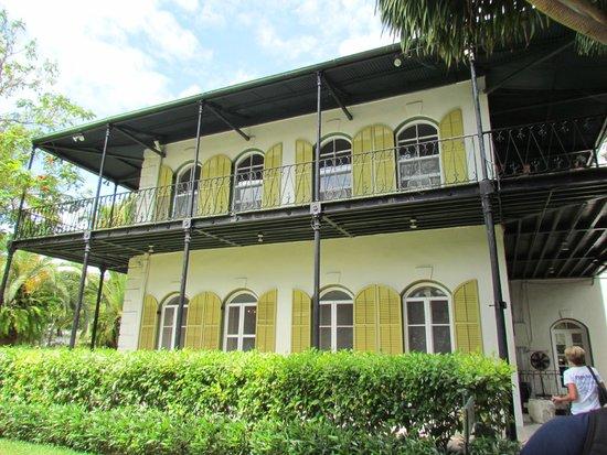 Maison d'Ernest Hemingway : Ernest Hemmiway House