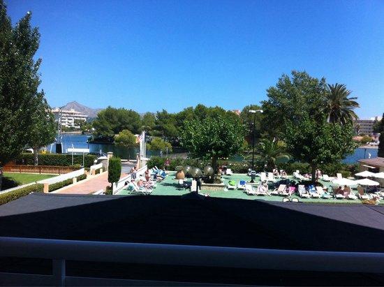BelleVue Lagomonte : Balcony view