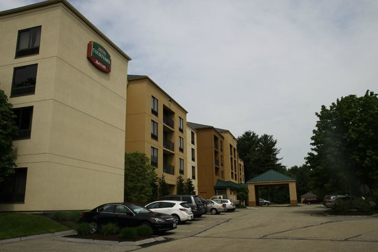 Courtyard by Marriott Portsmouth: Hotel