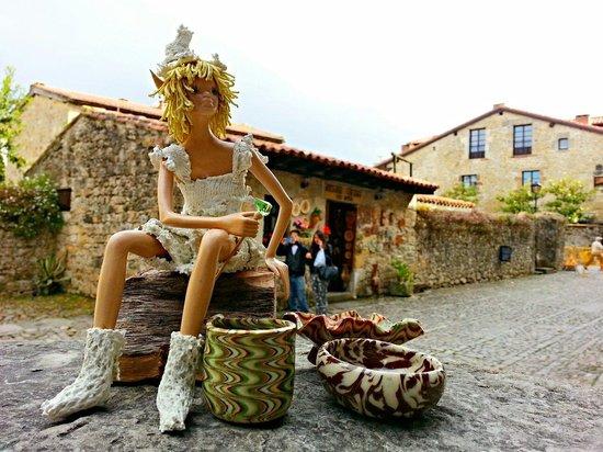 Taller Estudio de Ceramica Santillana del Mar