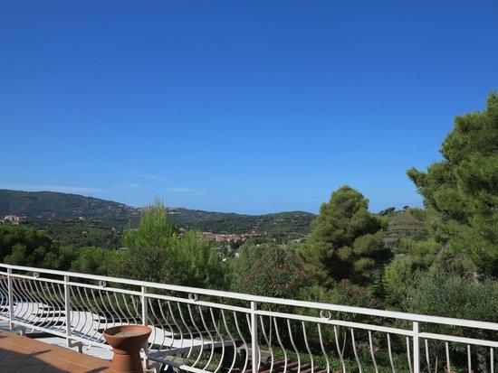 Gavila's Residenza Turistico Alberghiera : panorama dalla terrazza
