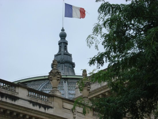 Cupola of the Grand Palais