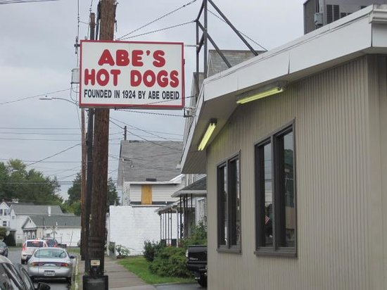 Abe's Hot Dogs : Abes