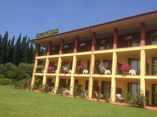 Hotel Villa Madrina: villa Madrina Aug 2014