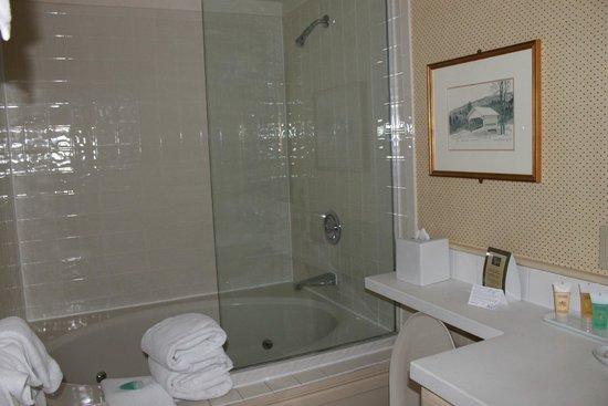 Green Mountain Inn: Updated bathroom