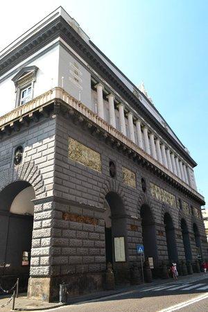 Teatro di San Carlo: Exterior