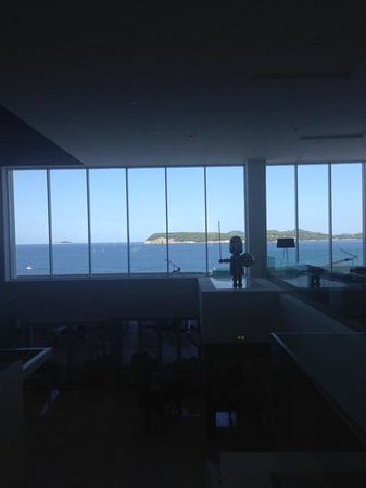 Valamar Dubrovnik President Hotel: the reception view