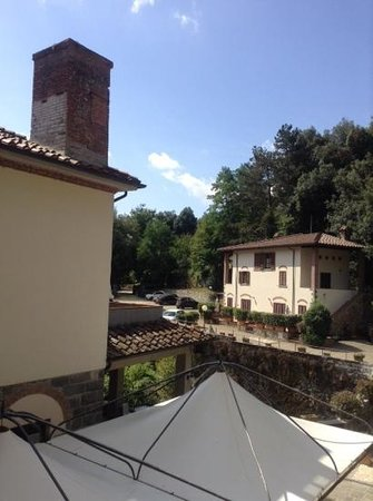 Residence La Ferriera: view from room 8