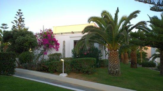 Iberostar Creta Marine: Un bungalow