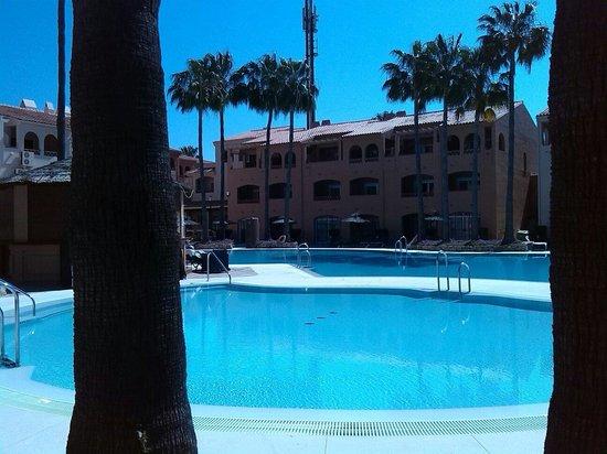 Los Amigos Beach Club: Piscina centrale