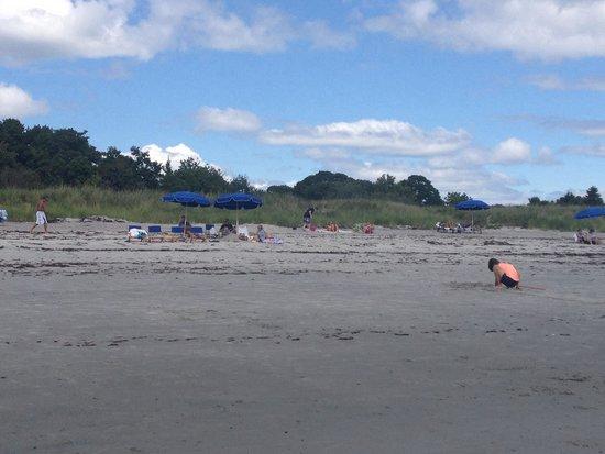 Inn by the Sea: The beach