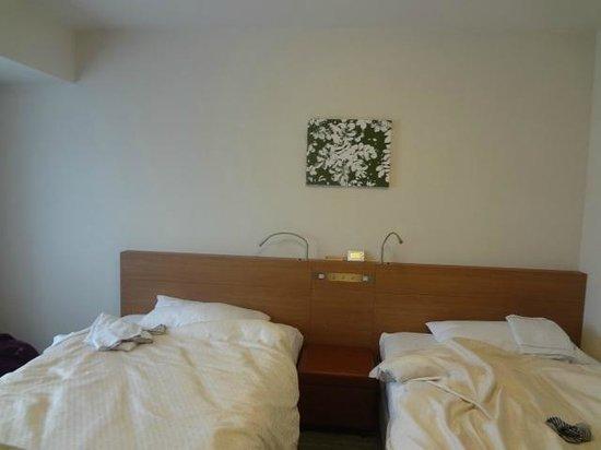 Hiroshima Tokyu REI Hotel: ツインルーム