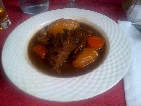 Le Bistrot St. Germain : beef