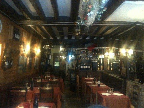 Le Bistrot St. Germain : restaurant