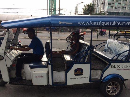 Klassique Sukhumvit Bangkok: tUtTuT sErVIcE