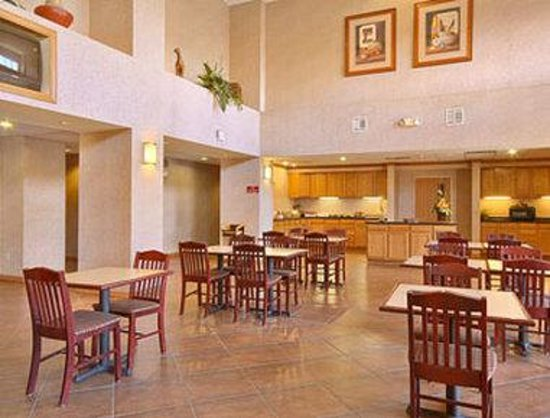 Ramada Ruidoso Downs: Breakfast Area