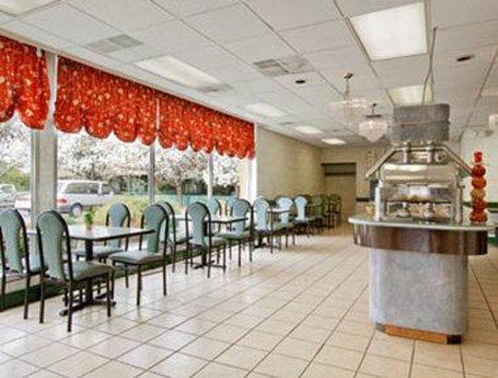 Ramada Roanoke : Breakfast Area
