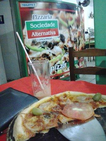 Sociedade Alternativa Pizzaria