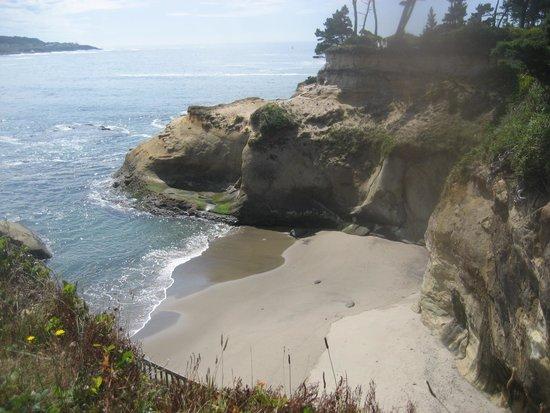 Inn at Arch Rock: Beach and Ocean View