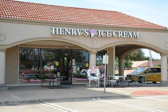 Henry's Homemade Ice Cream